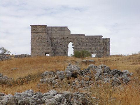 Historia de Ronda - Ruinas de Acinipo