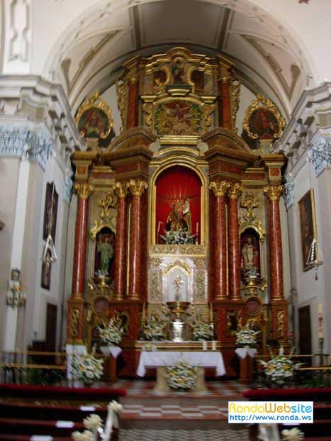 Iglesia de Los Descalzos