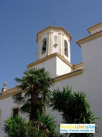 Iglesia de Los Descalzos (Santa Cecilia)