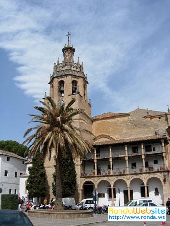 Iglesia Santa Maria de la Encarnación