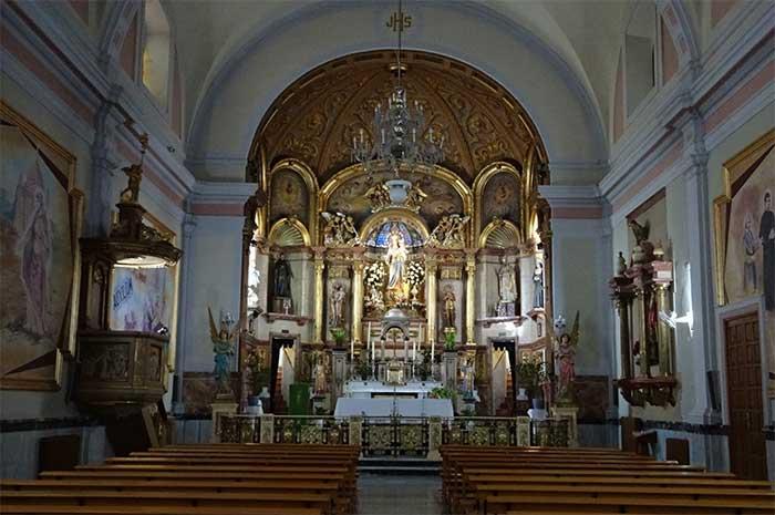 Iglesia de Maria Auxiliadora
