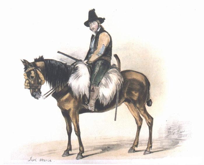 Jose Maria El Tempranillo