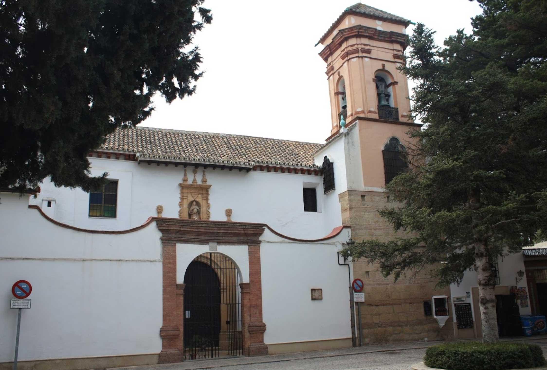 Convento de Clarisas de Santa Isabel de los Ángeles