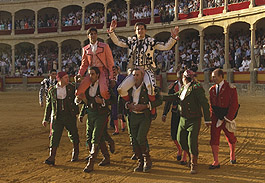 Feria de Pedro Romero Corridas Goyescas.