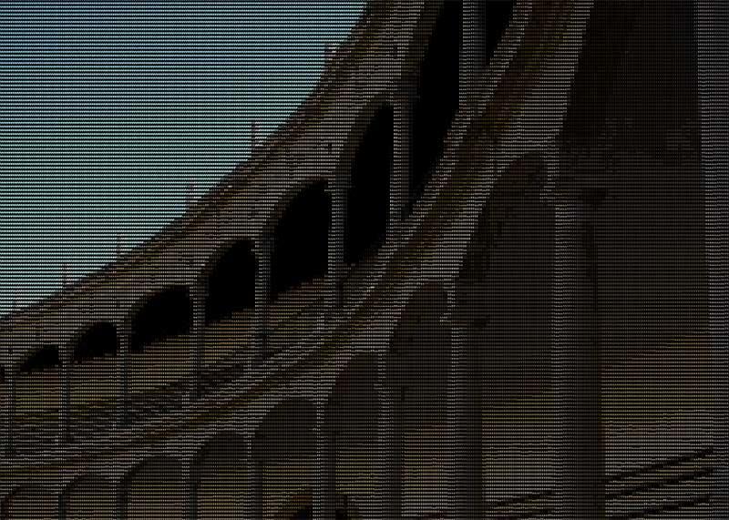 Plaza de Toros en Ascii